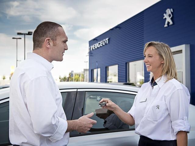 Peugeot Teleservices vehículo conectado