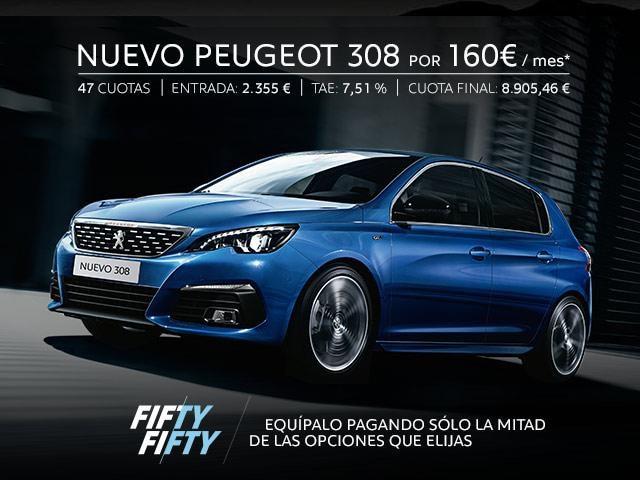 Peugeot 308 Fifty