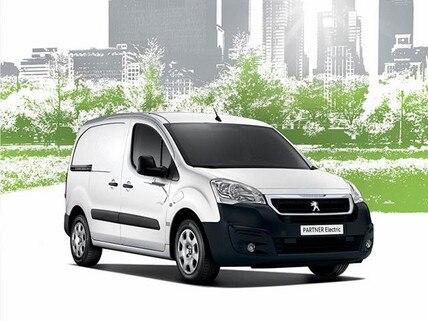 Partner Electric vehículo eléctrico gama