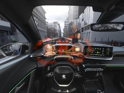 VR Nuevo Peugeot 208