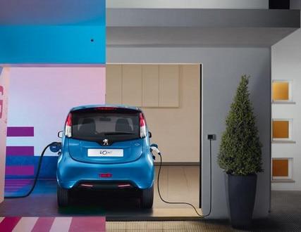 Peugeot recarga