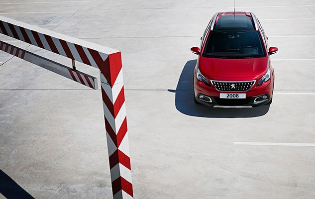 Stop and Start SUV Peugeot 2008