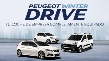 Oferta Peugeot Winter Drive empresas