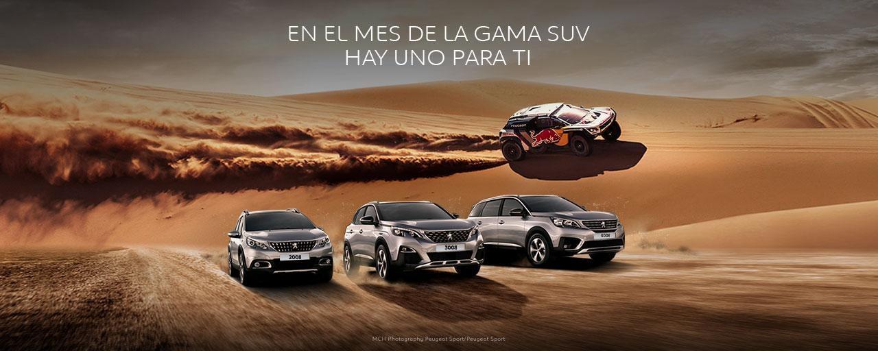Mainbanner Home Gama SUV Dakar