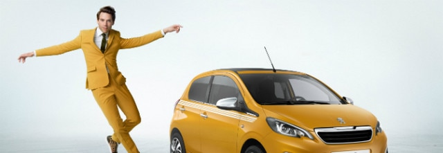 Llega a España la serie especial Peugeot 108 Collection, by Mika