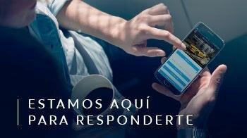Contacta con Peugeot