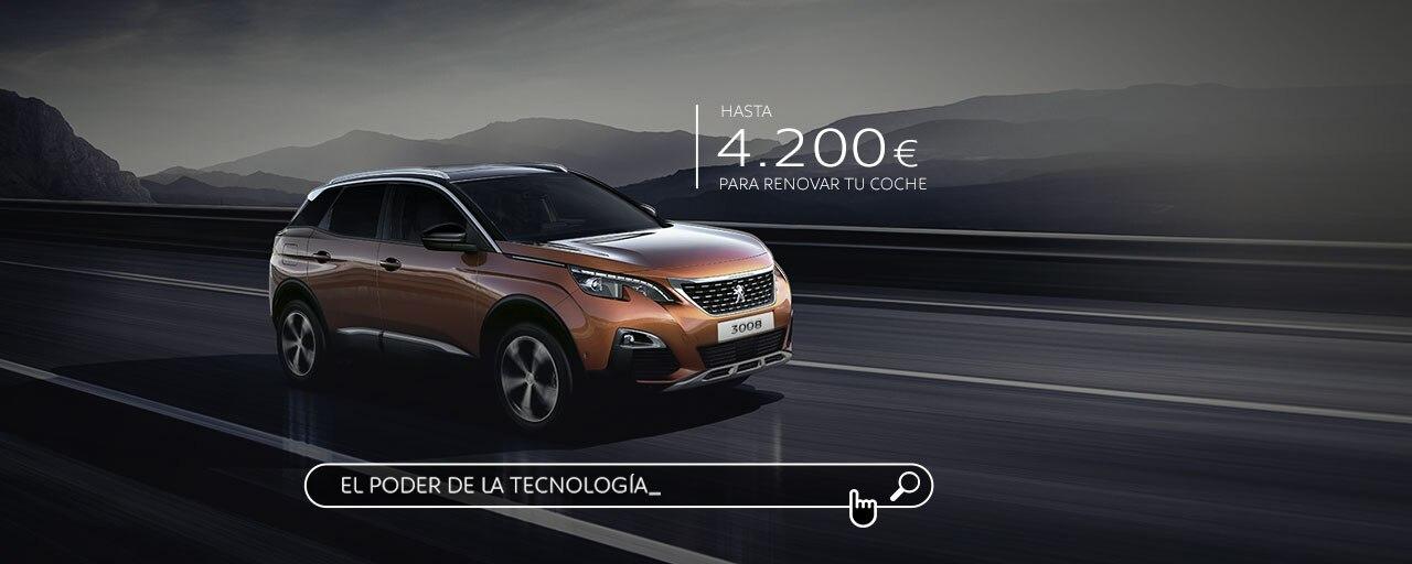 SUV Peugeot 3008: Nunca un SUV había llegado tan lejos
