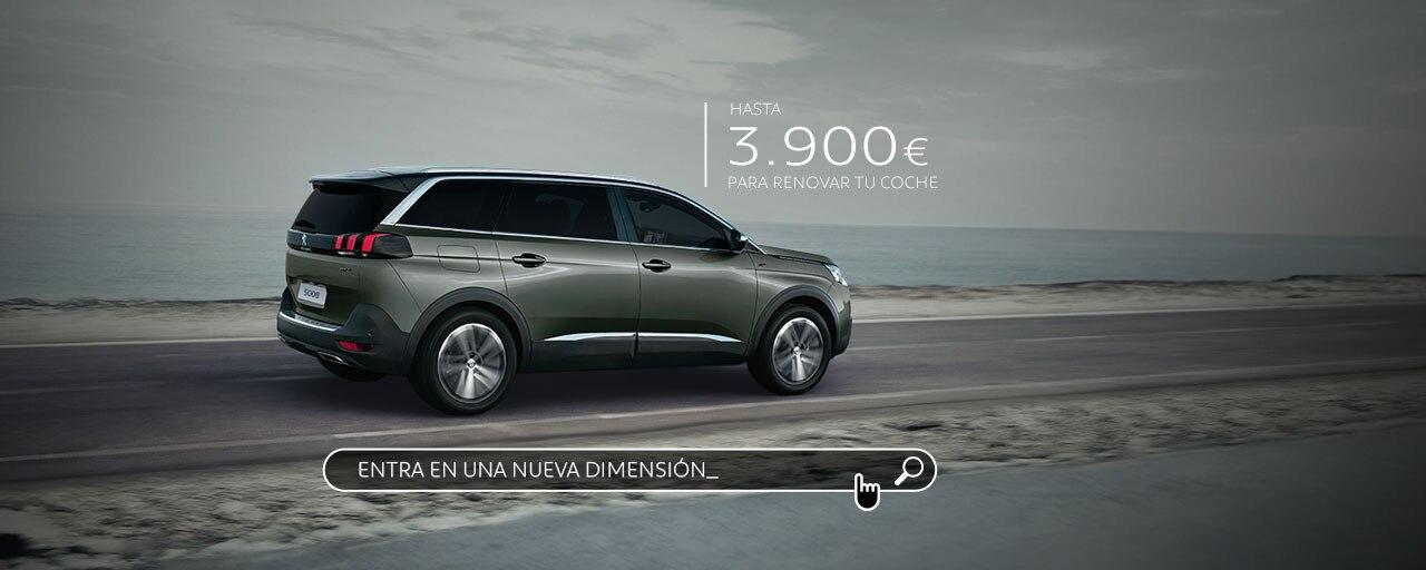 SUV Peugeot 5008: Nunca un SUV había llegado tan lejos