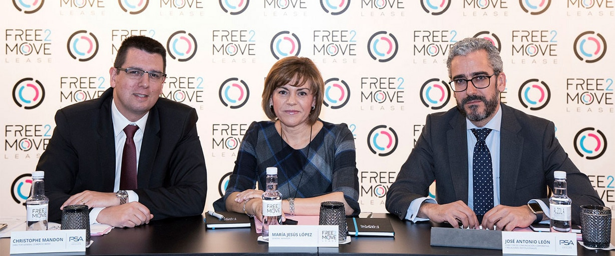 Grupo PSA Free2Move Lease