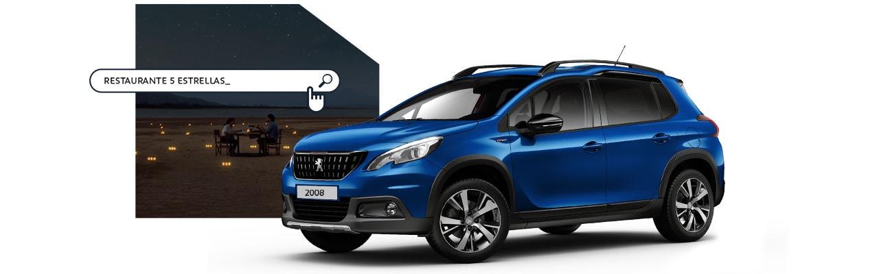 SUV Peugeot 2008: Diseñado para dominar los elementos