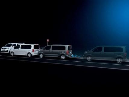 PEUGEOT Traveller Business:  Active Safety Brake