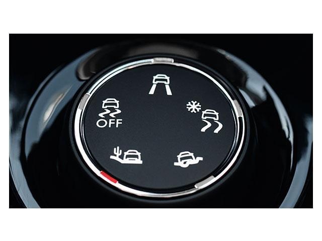 SUV Peugeot 2008 - Tecnología Grip Control