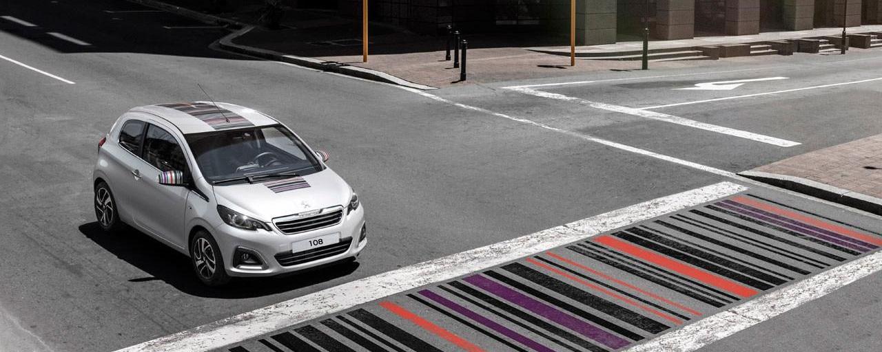 Mainbanner Peugeot 108 3 Puertas Top