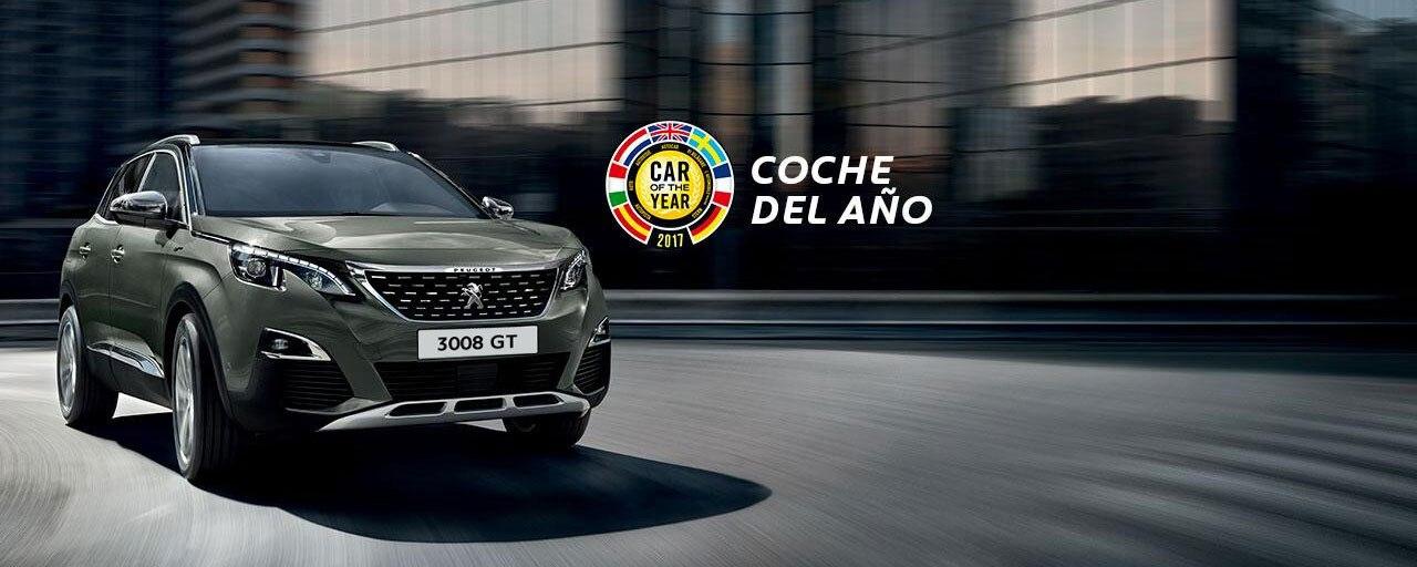 Mainbanner Nuevo SUV Peugeot 3008 GT