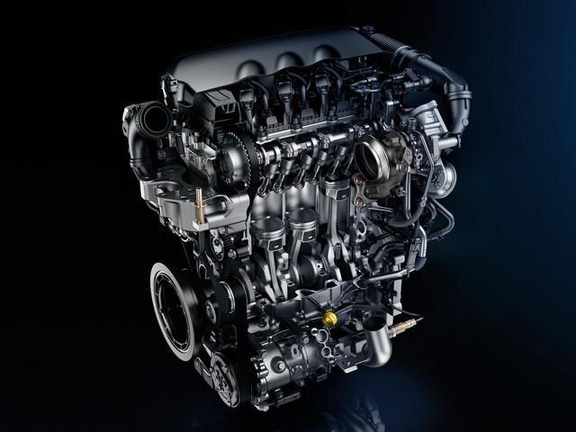 Peugeot Motores Puretech