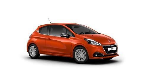 Récord de consumo Peugeot 208 3 puertas