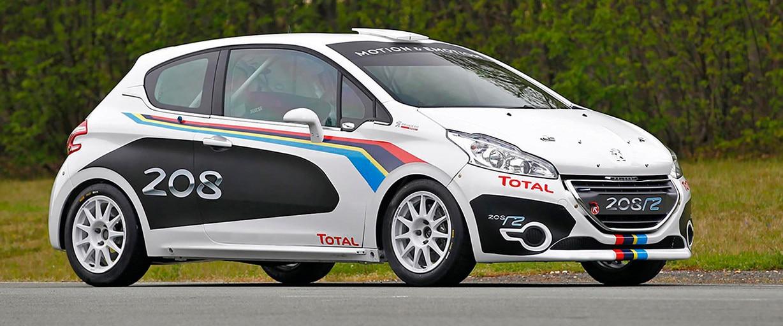Peugeot Rally Cup Ibérica: vuelve el desafío