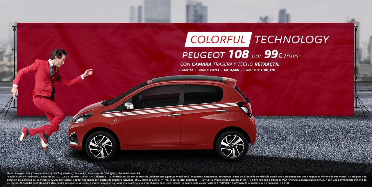 Peugeot 108 Collection by Mika