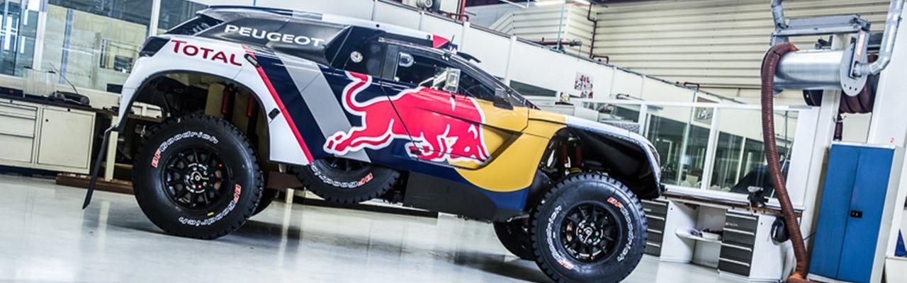 3008 Dakar 4
