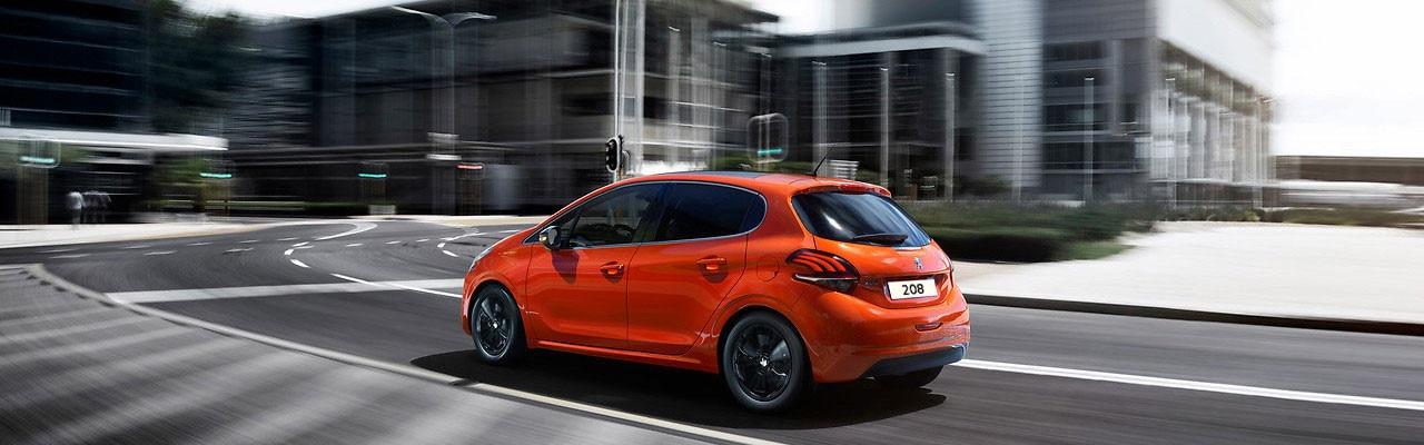 Peugeot 208 berlina compacta deportiva