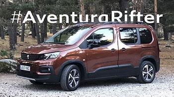 Promo Aventura Rifter