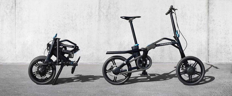 Peugeot regalos navidad bicicleta eléctrica