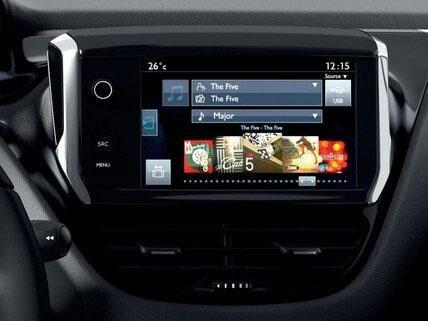 Peugeot 208 Pantalla Táctil