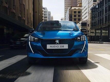 Nuevo Peugeot 208 - Atlético y Seductor