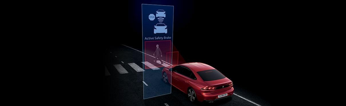 Active City Brake & Active Safety Brake ADAS
