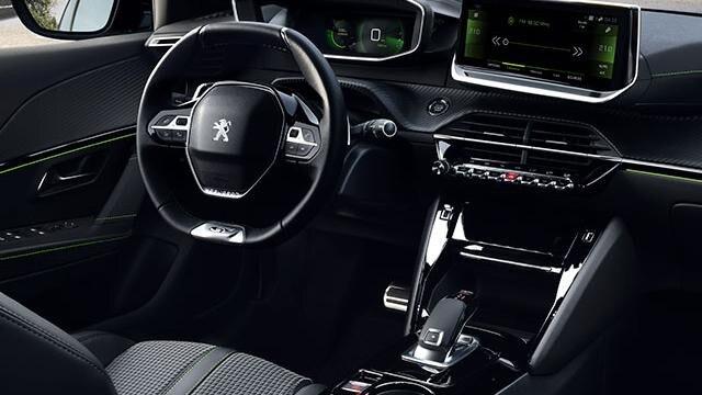Nuevo Peugeot 208 - Nuevo Peugeot i-Cockpit 3D