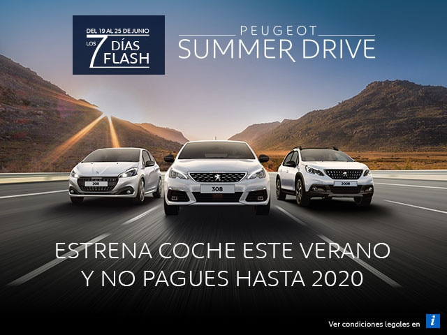 Peugeot Summer Drive - Los 7 Días Flash