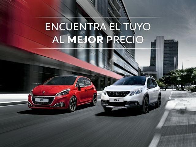 Ofertas Peugeot Web Store