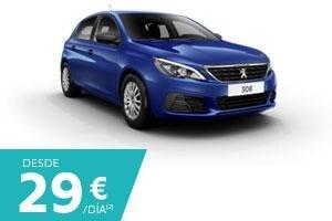 Peugeot 308 RENT