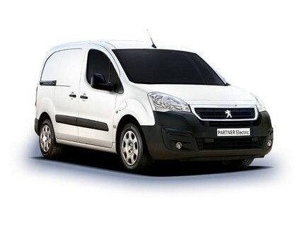 Gama de vehículos eléctricos Peugeot Partner Electric
