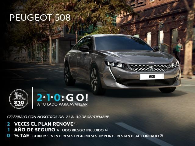 Peugeot 508 Berlina