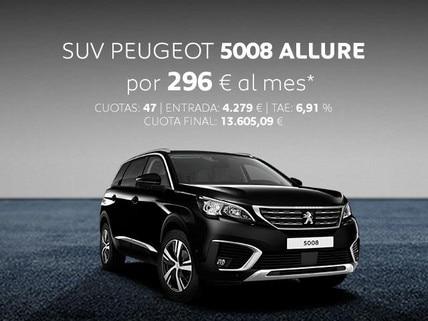 Oferta SUV Peugeot 5008 Allure Noviembre