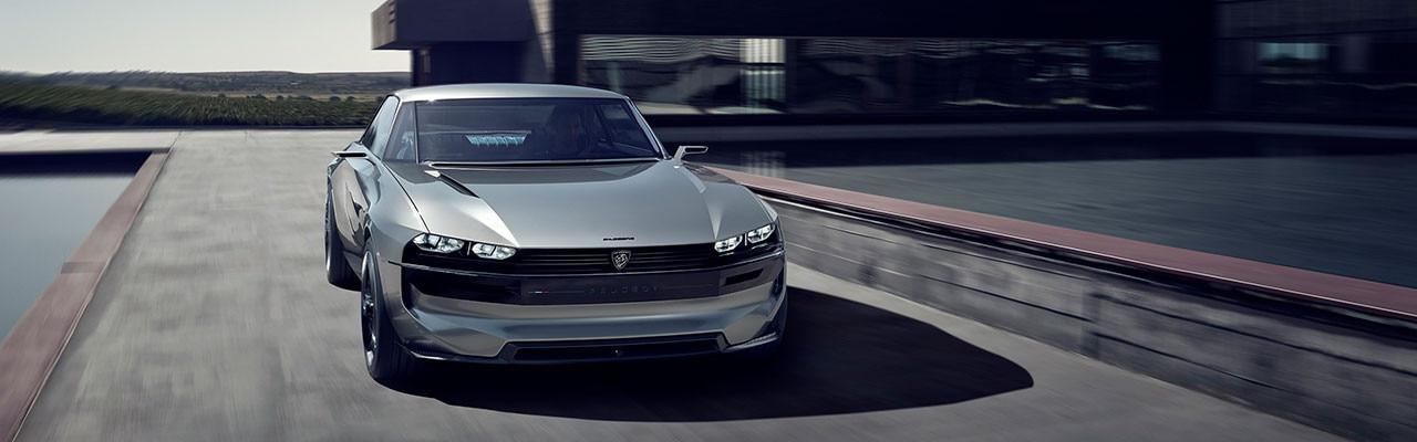 Concept cars Peugeot Instinct e-Legend