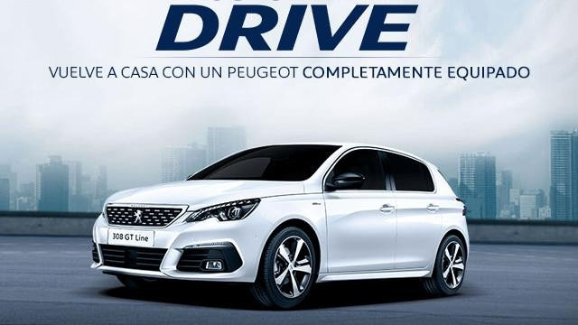 Nuevo Peugeot 308 Winter Drive Fifty