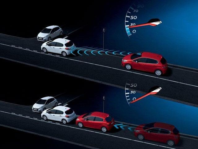 Peugeot 208 - Active City Brake