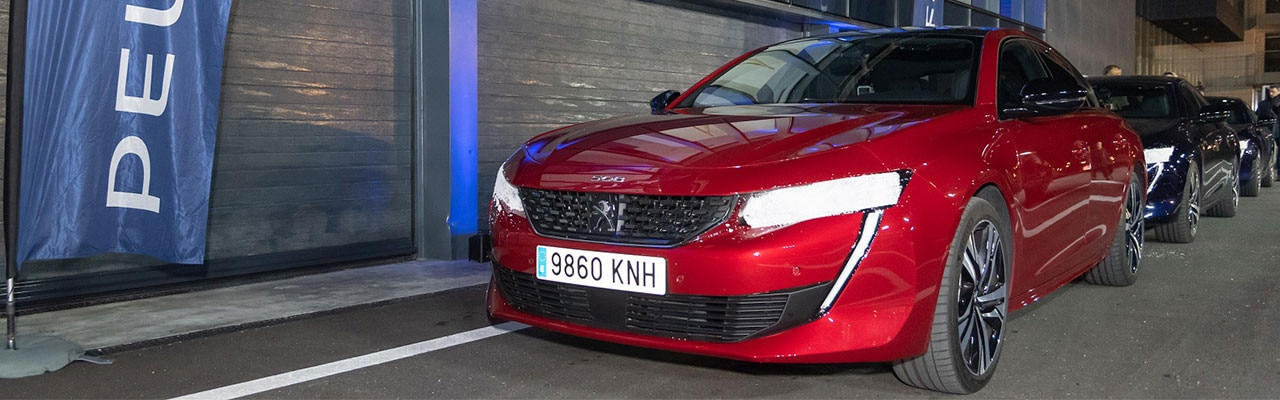 Peugeot Test Drives Nocturnos 3