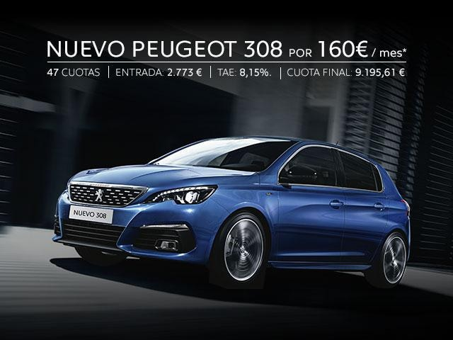 Promo Home Nuevo Peugeot 308 Berlina