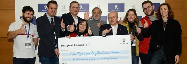 Noticias-peugeot.es-campaña Control de Invierno gratis y solidario-Portada