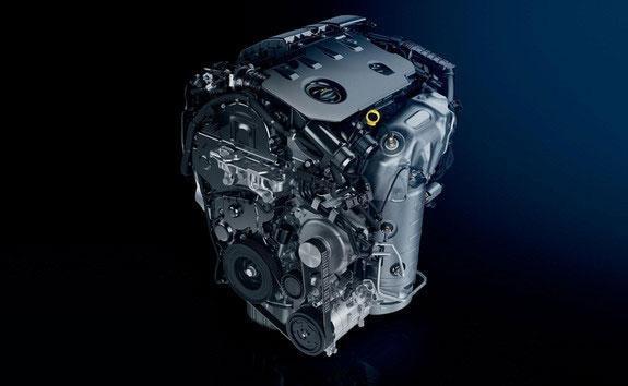 Motores Diesel BlueHDi