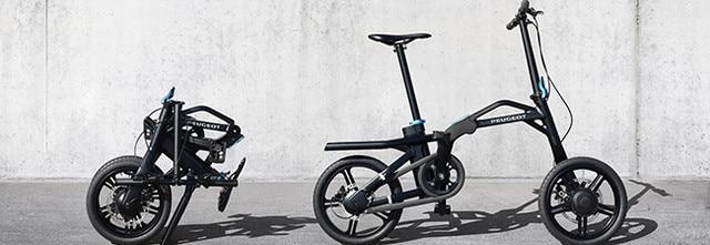 Peugeot regalos navidad bicicleta eléctrica portada