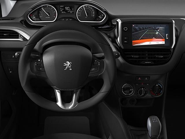 Peugeot 208 Style equipamiento