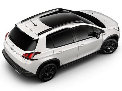 Toit vitré panoramique avec velum électrique – SUV PEUGEOT 2008 Black Pack +