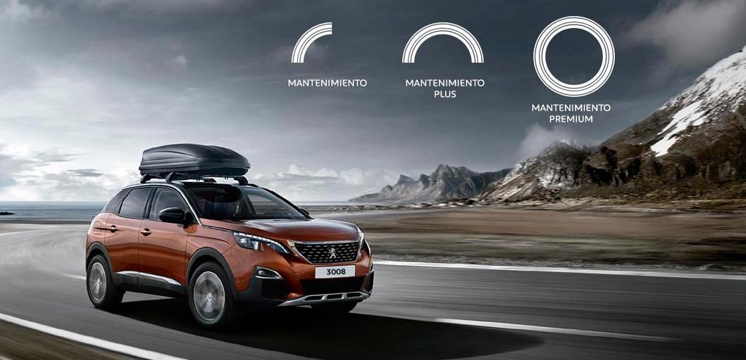 Contratos Peugeot Service Mantenimiento Plus