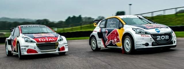 Rally podio Belgica