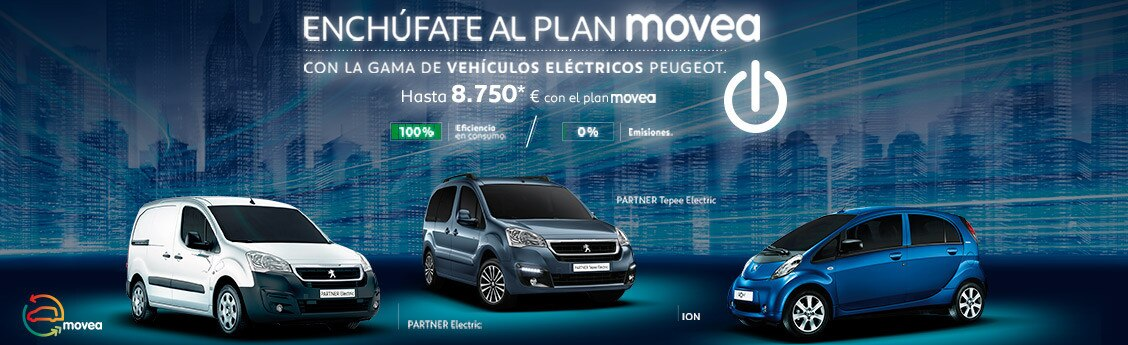 Electricos Plan Movea