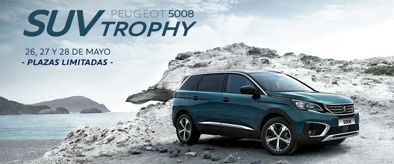 Peugeot 5008 SUV Trophy